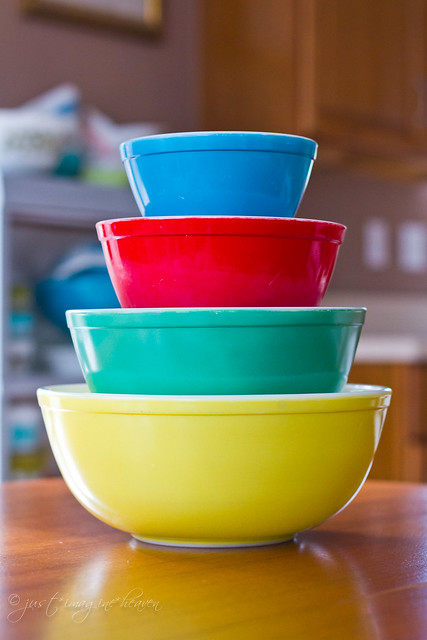 Primary Mixing Bowl Set