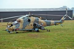 Mil Mi-24 Hind Czech Air Force