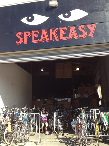 SFBP to speakeasy