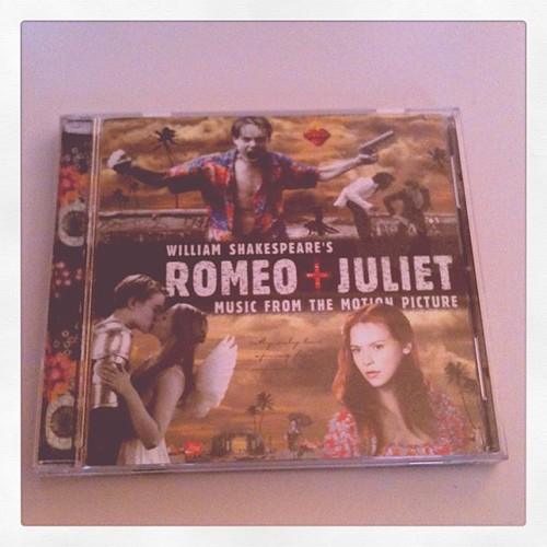 ROMEO + JULIET SOUNDTRACK