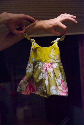 Itty-Bitty Baby Dress