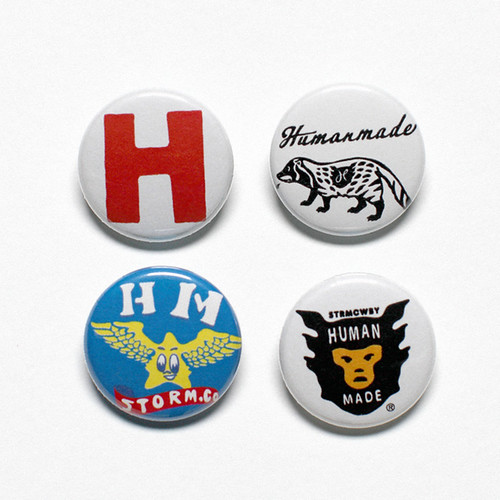 HM4-G-012 HM CAN BADGE #A