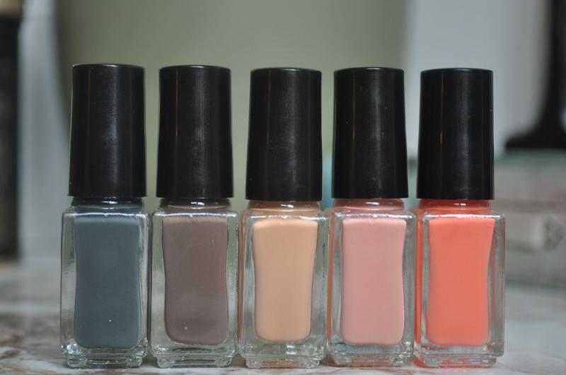 nail polish depotting 1