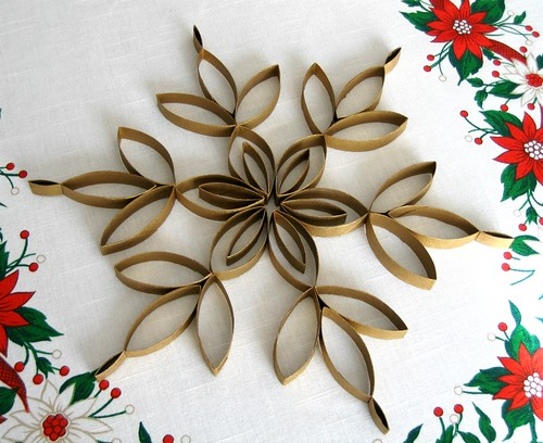 Snowflake Crafts For Toddlers Pinterest