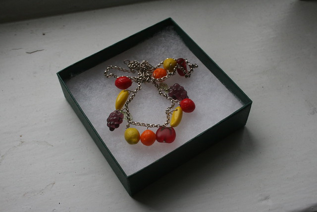 Fruit necklace 001
