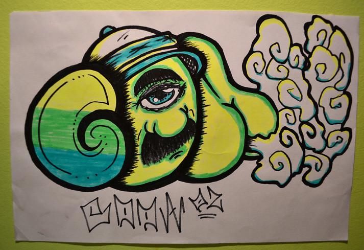 Goon - Sketch