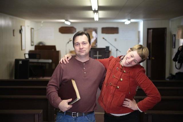 Mack Wolford + Kate