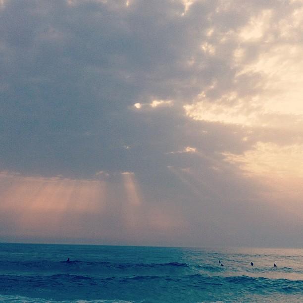 O céu