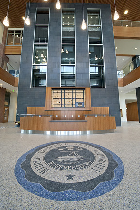 Student Union Interior 1