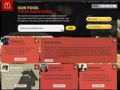 McDonald's - Our Food. Your Questions. campaign - Q1