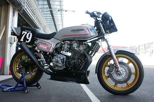 Honda CB750-F
