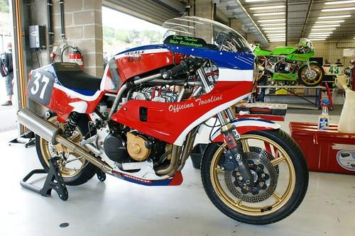 Honda-Segale F1 (Segale Classic, Dario Tosolini & Walo Bertschinger)