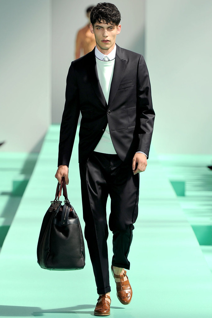 SS13 Paris Paul Smith012_Baptiste Radufe(VOGUE)