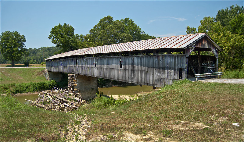 Mt. Zion Covered Bridge