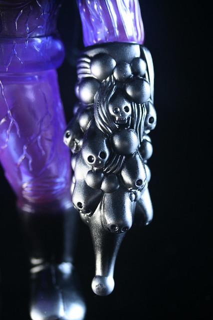 RealxHead x Skull Toys x Mirock x Fig-Lab Dokurocks Man