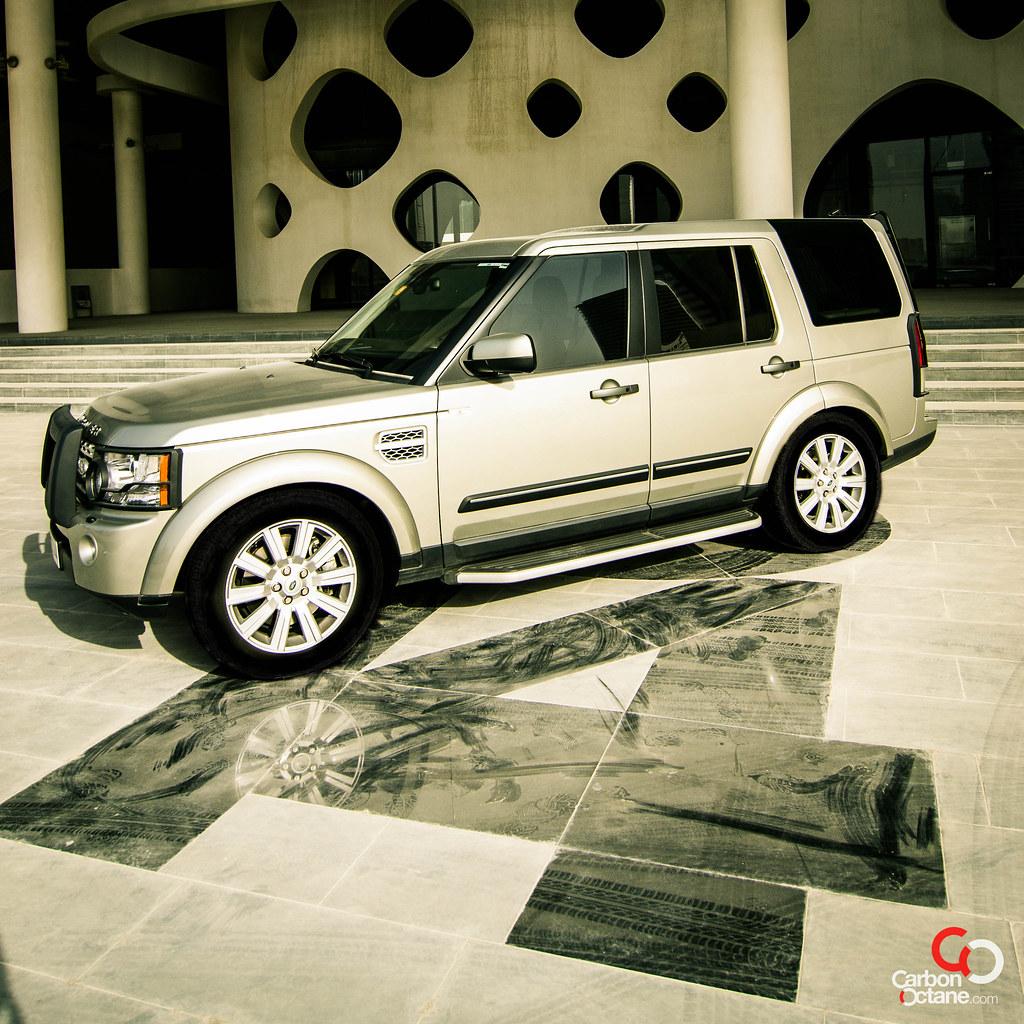 Review Of 2012 Land Rover LR4 Pursuit Edition