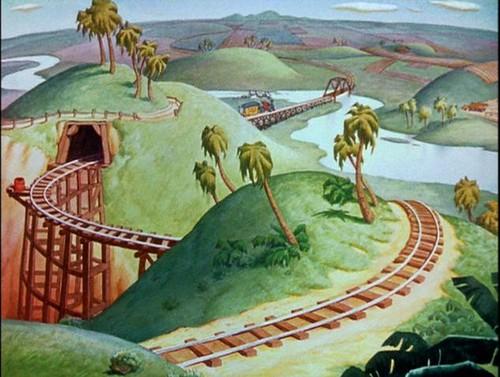 Dumbo Landscape