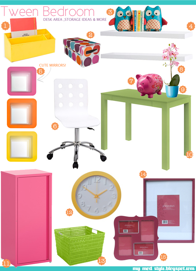 Tween Design Board