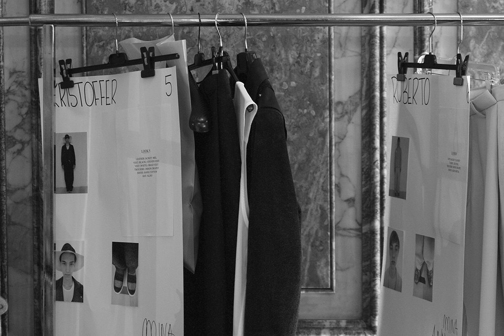 2012_06_30 Acne SS 13 Menswear Backstage - Hypebeast Exclusive - Tuukka Laurila - 6