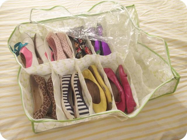 shoe organiser