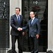 PM welcomes President Hollande to Downing Street