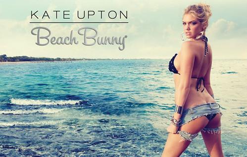 Video:Kate Upton Beach Bunny Swimwear