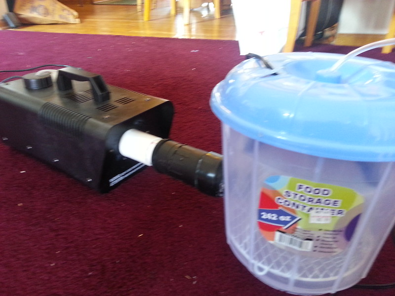 My Homemade Vacuum Leak Detector