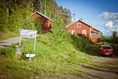 Kullerbacka Gästhus, Segersta