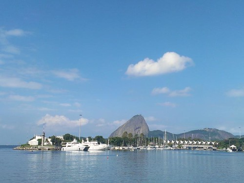 Rio Sugar Loaf July Marina