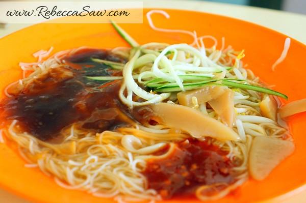 belacan beehoon Soon Kheng Hai Hawker Centre-001