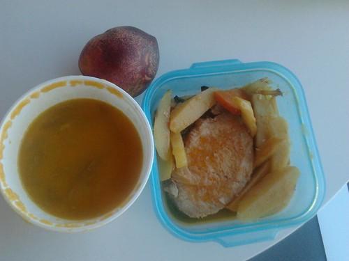 O almoço da Ana Fi...