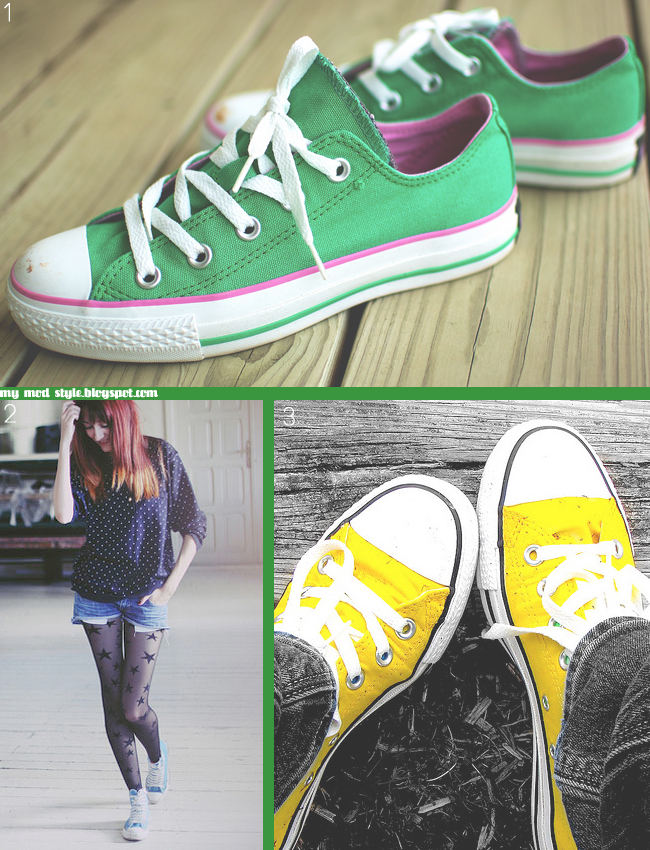 Converse Collage 2