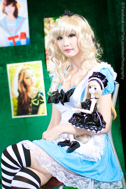 Header of Alodia