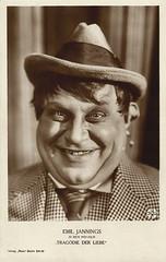 Emil Jannings in Tragödie der Liebe (1923)
