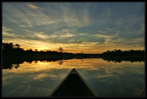 park reflection nature water clouds sunrise texas bayou bow pasadena canoeing paddling bayareapark armandbayou wanam3