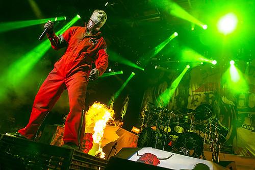 Rockstar Energy Drink Mayhem Festival 2012 - 07-22-12