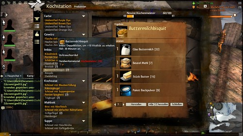 Guild Wars 2 Cooking 1