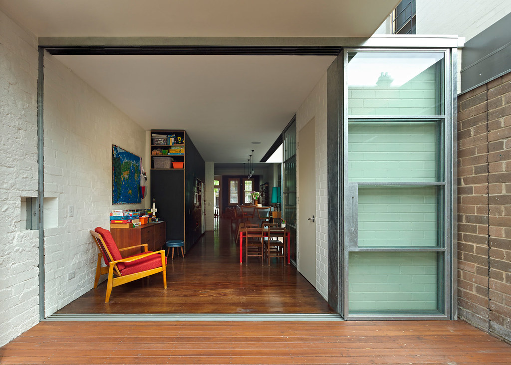 Surry Hills House 2 Sydney Australia  Architects: Anthony Gill
