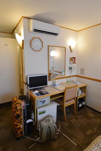 2012夏日大作戰 - 鹿児島 - 東横イン (2)