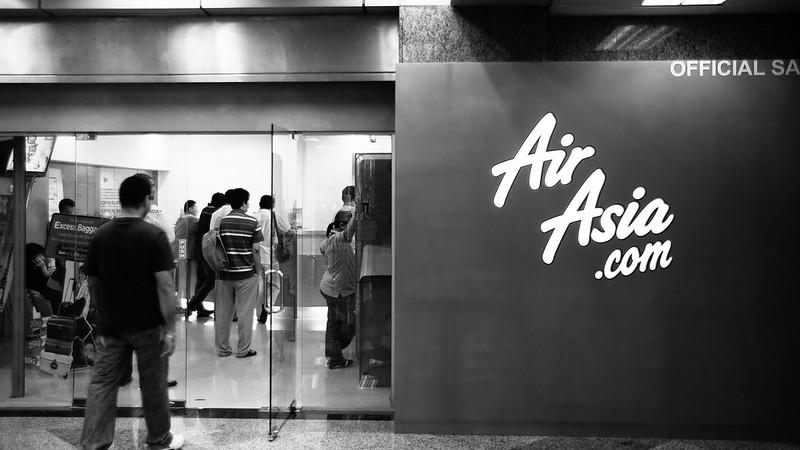 AirAsia 在 KL SENTRAL 的辦公室