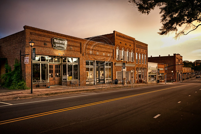 Downtown Waxhaw Nc Flickr Photo Sharing