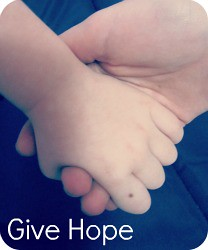 Give Hope Button