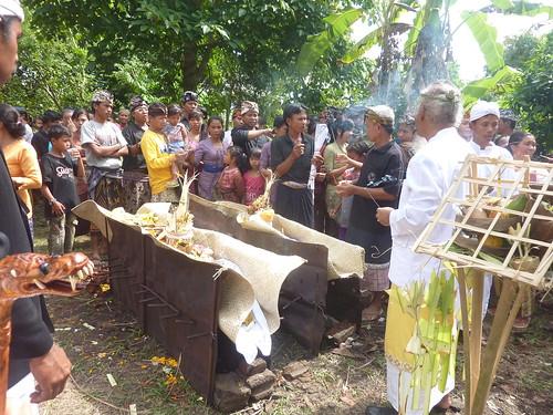 Bali-Funéraille hindoues-Crémation (46)