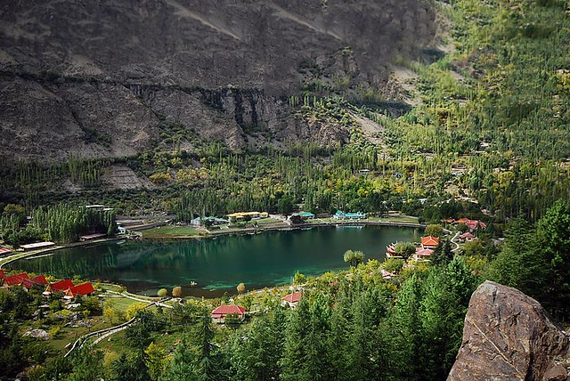 Shangrala kachora lake Skardu