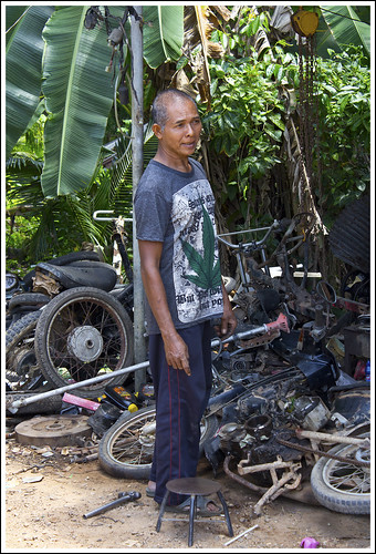 Koh Yao Noi Mechanic