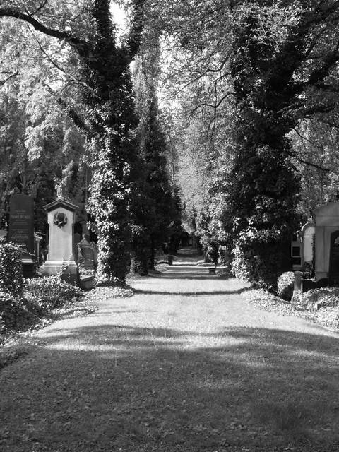 Jewish Cemetery @ Praha