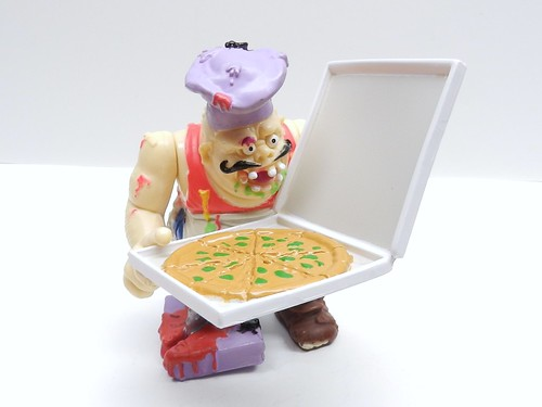 Vintage Ninja Turtles Pizzaface Review