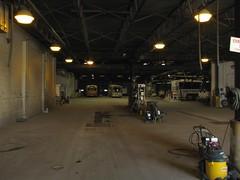 Former Grey Goose garage