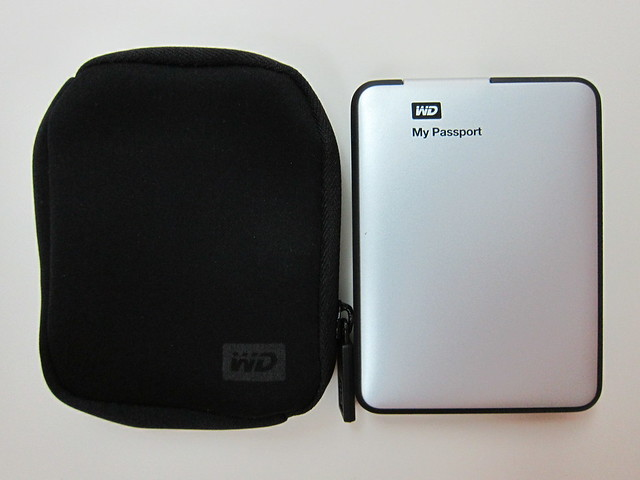 Western Digital My Passport Carrying Case - With My Passport
