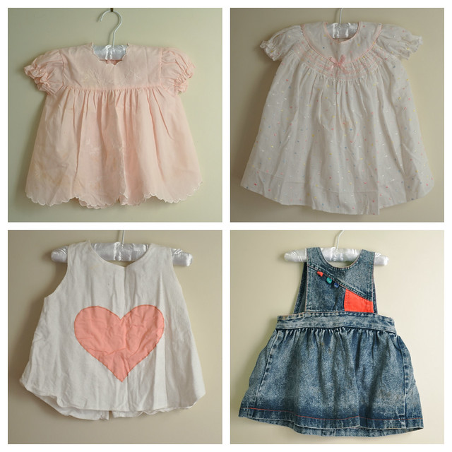 my baby clothes